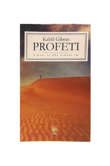 Profeti. Libani yt dhe libani im -Kahlil Gibran