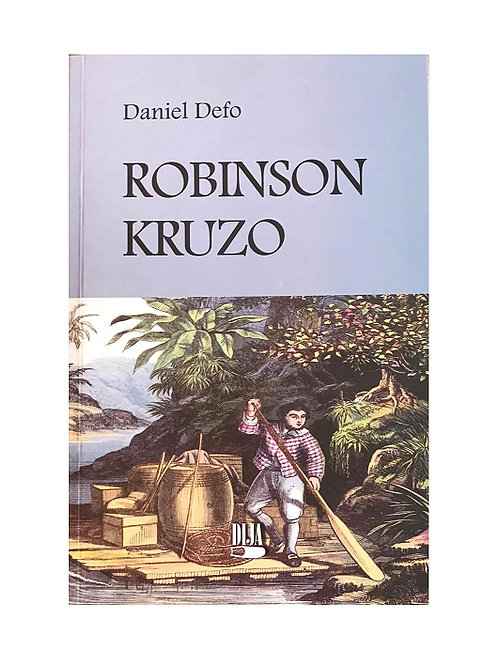 Robinson Kruzo - Daniel Defo