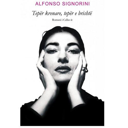 Tepër krenare, tepër e brishtë - Alfonso Signorini