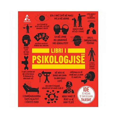 Ide të mëdha të shpjeguara thjesht - Libri i Psikologjisë