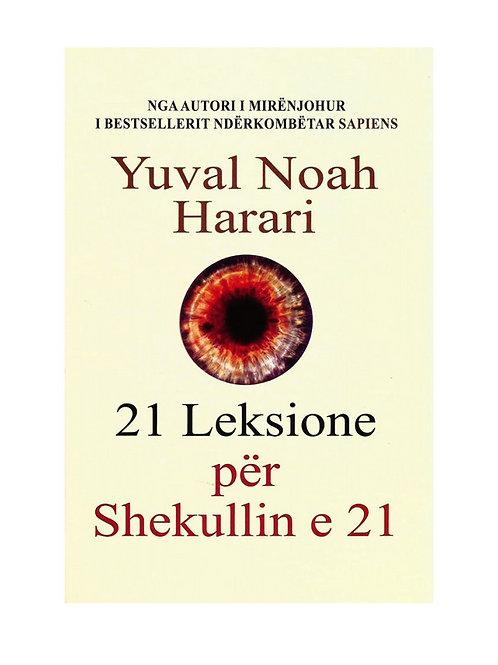 21 Leksione për shekullin e 21