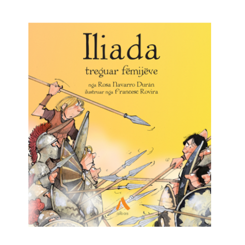 Iliada treguar fëmijëve