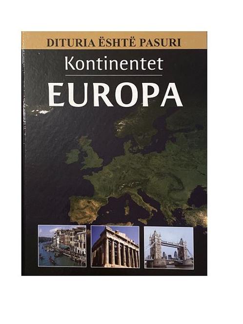 """EUROPA – """"Dituria është pasuri"""""""