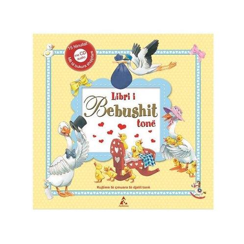Libri i bebushit tonë + CD -15 Ninullat më të bukura shqiptare