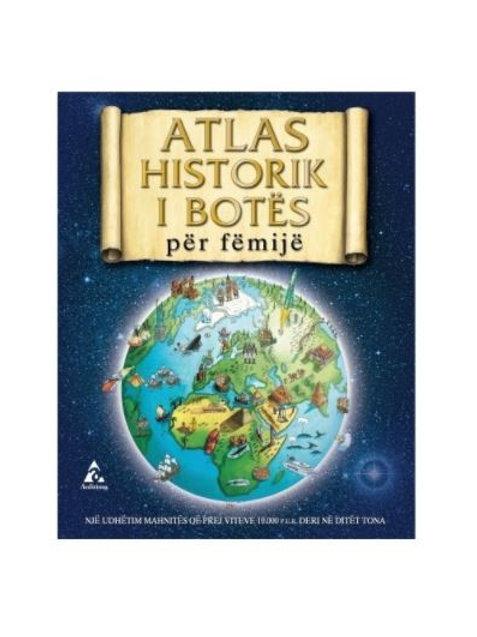 Atlas historik i botës për fëmijë