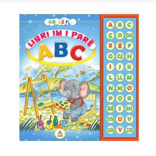 Libri im i parë ABC - Libra me tinguj dhe prekje