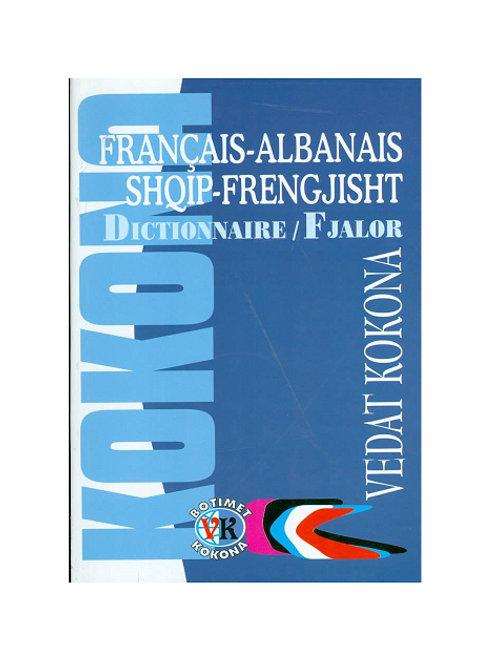 Fjalor Shqip-Frengjisht -Vedat Kokona
