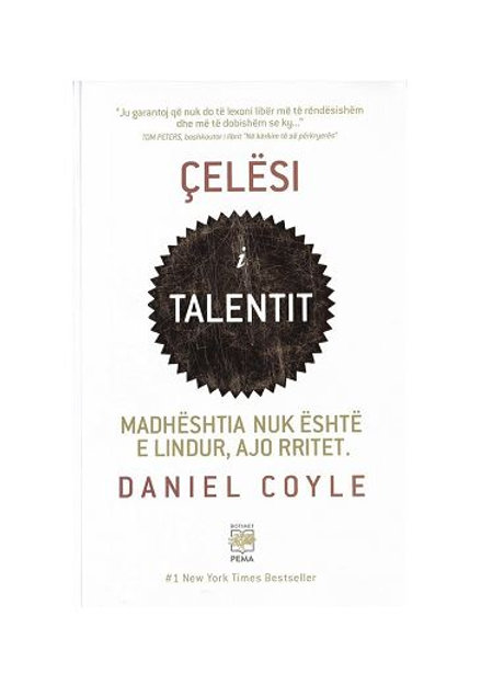 Çelësi i Talentit - Daniel Coyle