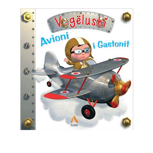Vogëlushi: Avioni i Gastonit -Emilie Beaumont