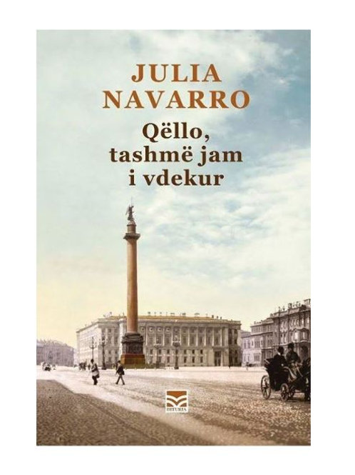 Qëllo, tashmë jam i vdekur - Julia Navarro