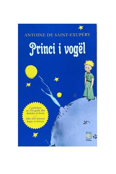 Princi i vogël -  Antoine De Saint - Exupery