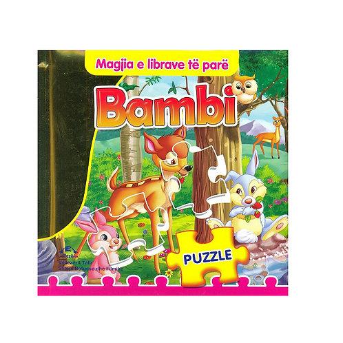 Magjia e librave të parë - Bambi
