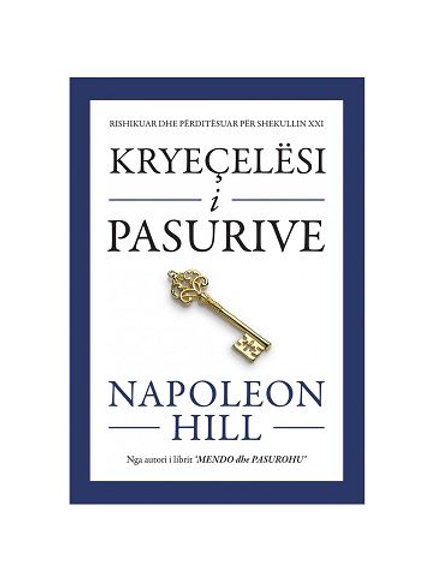 Kryeçelësi i pasurive - Napoleon Hill