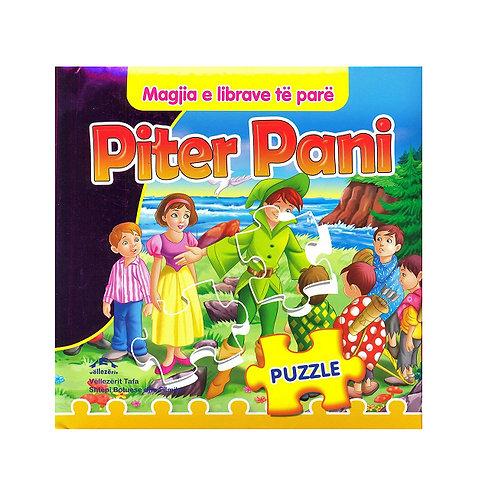 Magjia e librave të parë - Piter Pan
