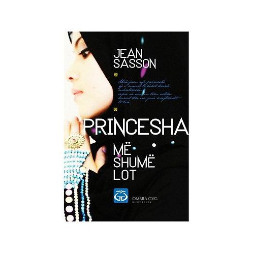 Princesha më shumë lot - Jean Sasson