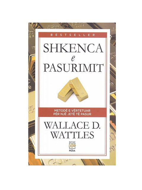 Shkenca e pasurimit -  Wallace D. Wattles