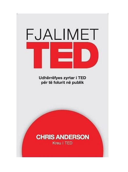 Fjalimet TED - Chris Anderson