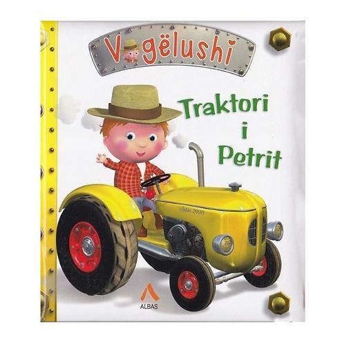 Vogëlushi: Traktori i Petrit -Emilie Beaumont