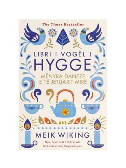 Libri i vogël i Hygge -Meik Wiking