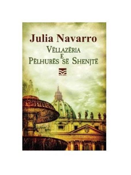 Vëllazëria e Pëlhurës së Shenjtë - Julia Navarro