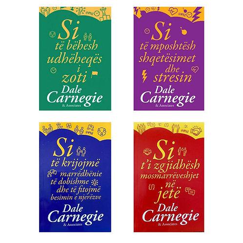 Set 4 libra - Dale Carnegie