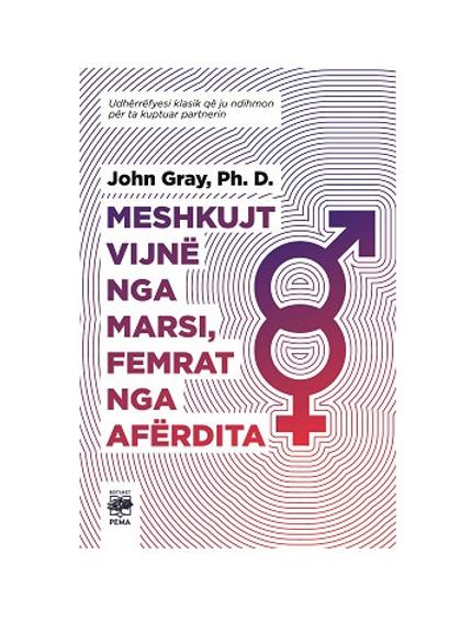 Meshkujt vijnë nga Marsi, femrat nga Afërdita - Ph.DJohn Gray