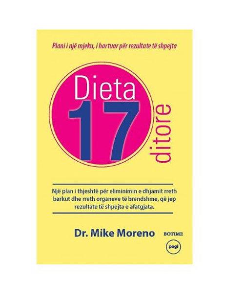 Dieta 17 - ditore  - Dr. Mike Moreno