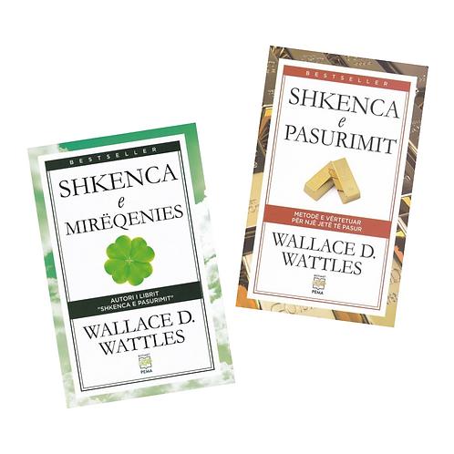 Set 2 libra nga Wallace D. Wattles
