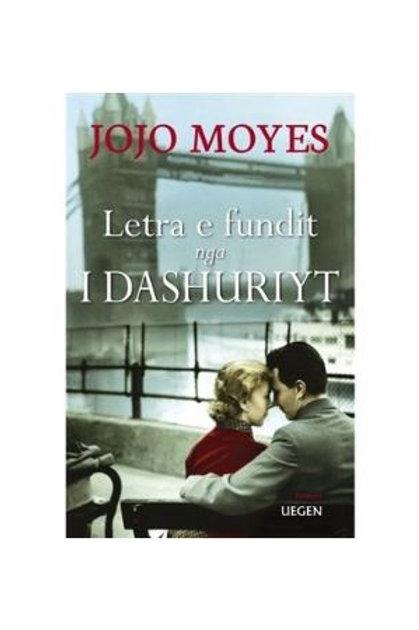 Letra e fundit nga i dashuri yt - Jojo Moyes