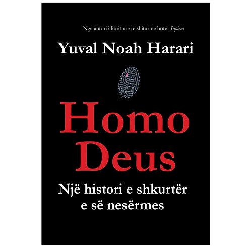 Homo Deus-Një histori e shkurtër e së nesërmes