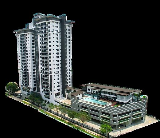 Royalle Condominium @ North Kiara | Segambut Dalam | Kuala Lumpur
