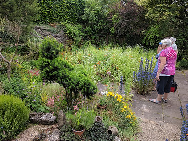 Sole Retreat Garden