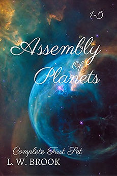 assembly of planets scifi book fantasy young adult cover