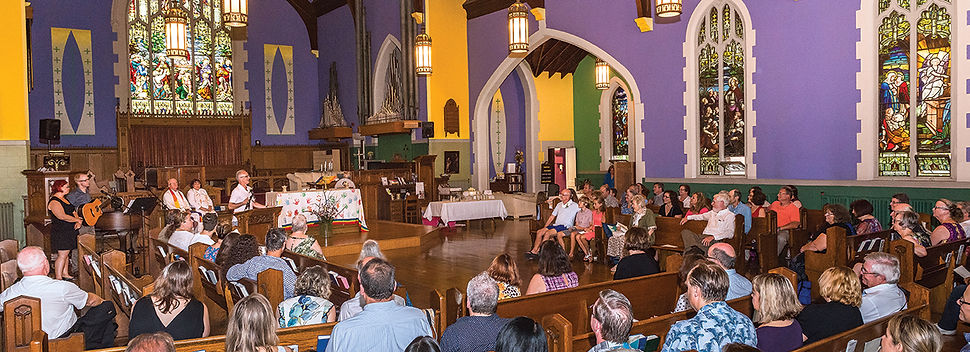 Anglican Church of St  John's West Toronto