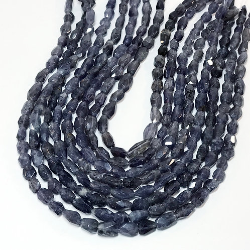Iolite Faceted Tumbles