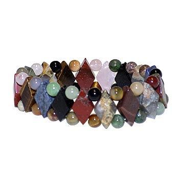 B3 Mixed Stones Bracelet