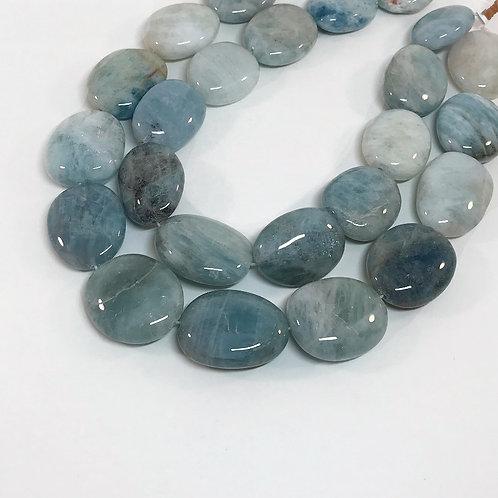 Aquamarine Tumbles