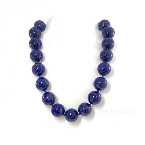 Lapis Necklace