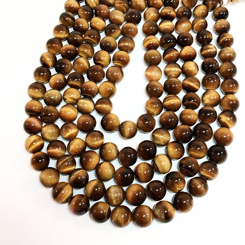 Tiger Eye 12mm