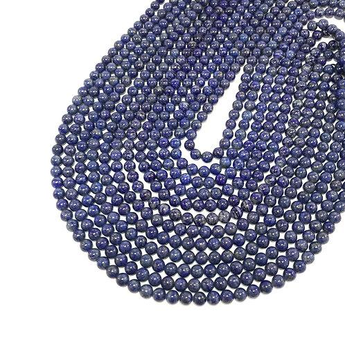 Lapis 6mm Round Beads A