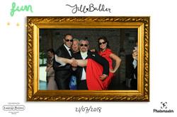 Huwelijk Jill & Balder