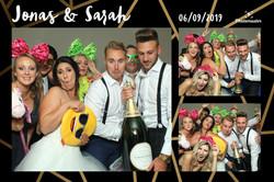 Huwelijk Jonas & Sarah