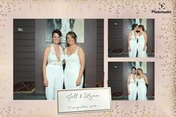 Huwelijk Jill & Lynn