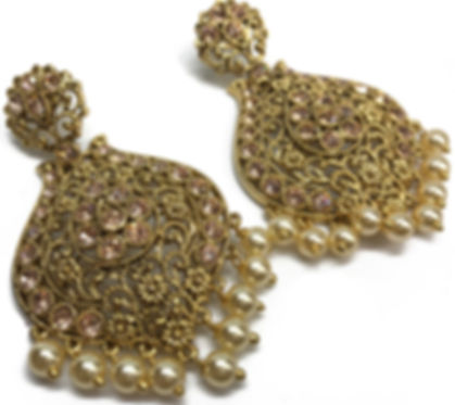 Kundan work earrings Store Charlotte NC