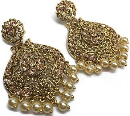 Kundan work earrings Store Charlotte NC