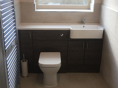 vanity unit installation ilkley