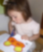 child at abacus nursery ilkley 2