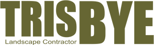Landscape Gardener Tris Bye Logo