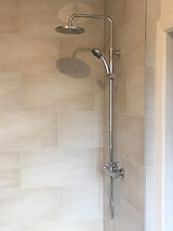 wet room, shower and tiles installation ilkley