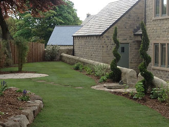 llaying turf ilkley